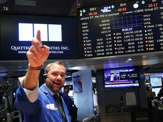 US Dow Jones plunges 610 points after EU vote