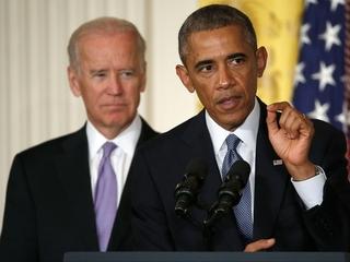 Obamas, Bidens to kick off USO comedy show