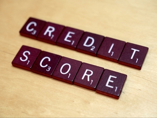 Do you start with a credit score of '0'?