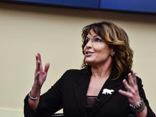 Sarah Palin sues New York Times