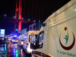 Arrest made in deadly nightclub attack in Turkey