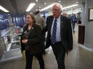 Bernie, Jane Sanders investigated for bank fraud
