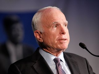 Sen. McCain returning to AZ, will miss tax vote
