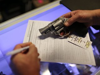 Gun background checks review ordered by Sessions