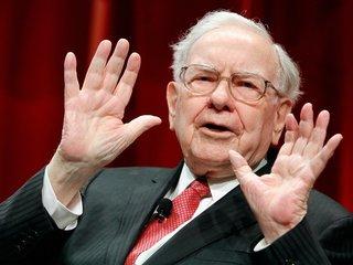 Warren Buffett just gave $3.4 billion to charity