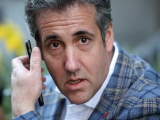 Cohen recorded Trump about payment to McDougal