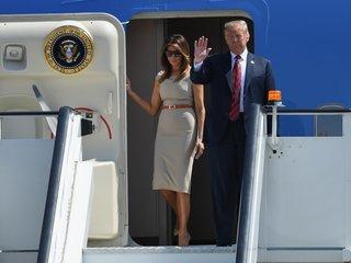 Trump and Putin summit underway in Helsinki
