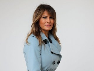 The First Lady plans to visit Africa