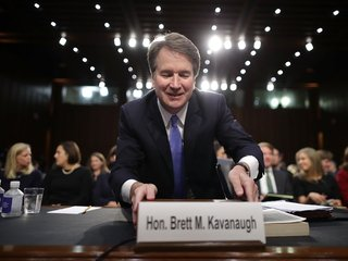 Plan to defend Kavanaugh relies heavily on women
