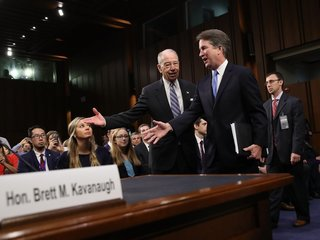 Aide working on Kavanaugh messaging resigns